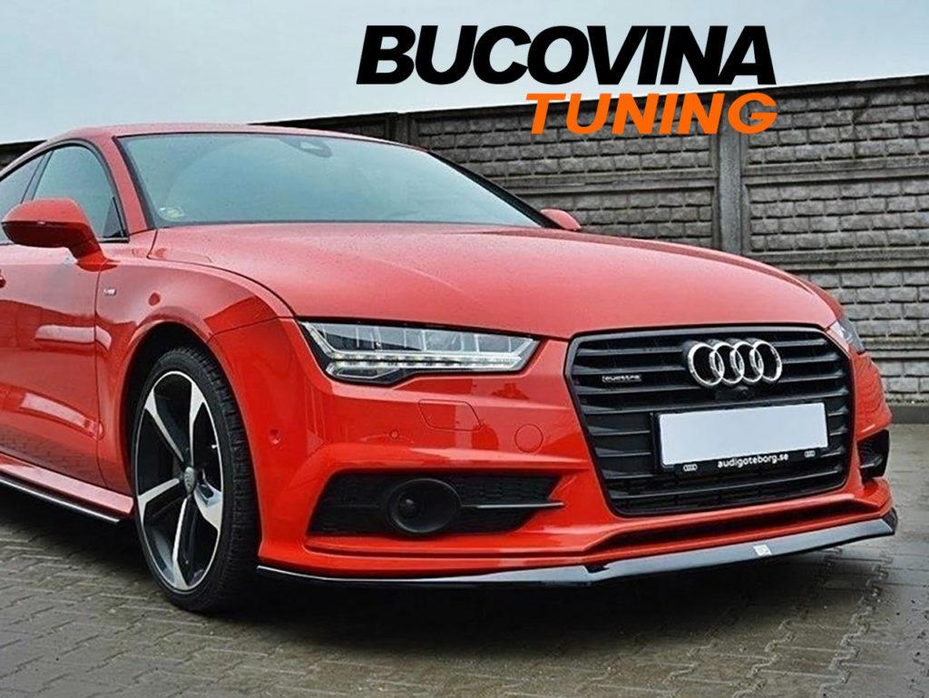 Prelungire bara fata Audi S7/ A7 4G S-Line Facelift (15-18 ...